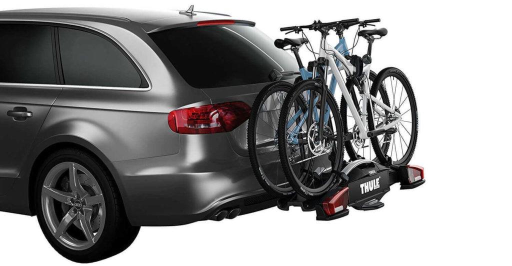Fahrradträger Für Die Anhängerkupplung Autozeitnet